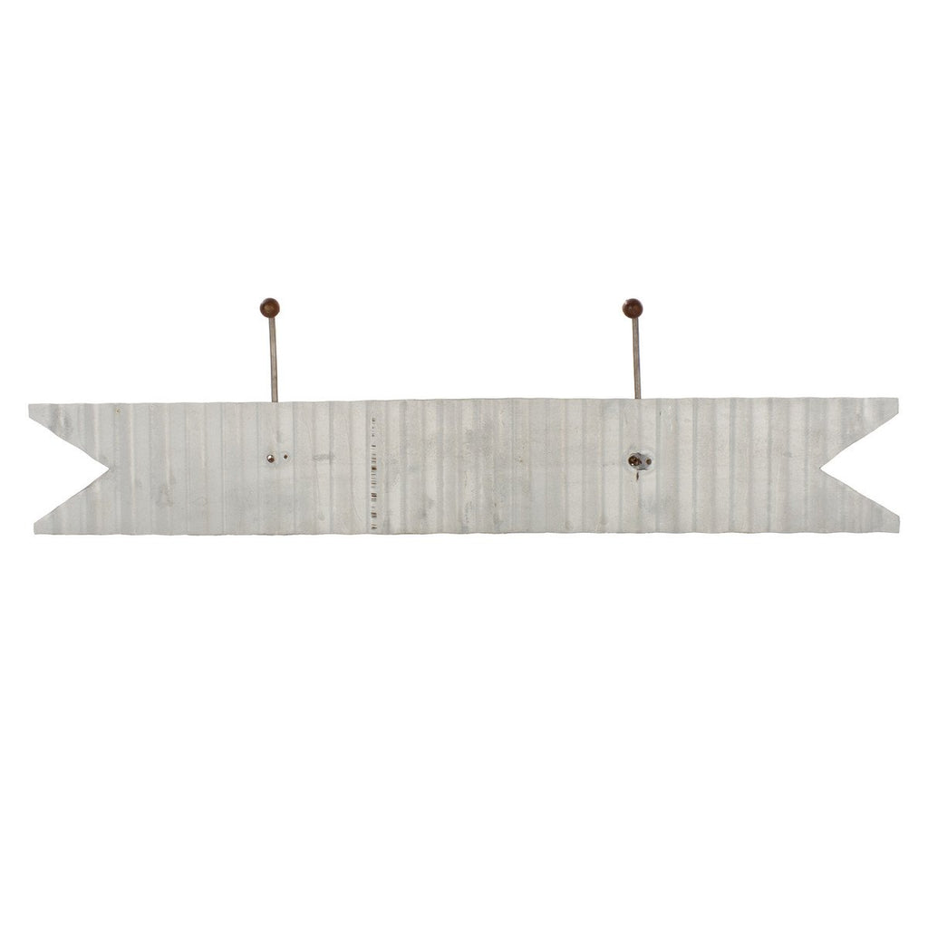 Corregated Horizontal 2 Picture Hanger