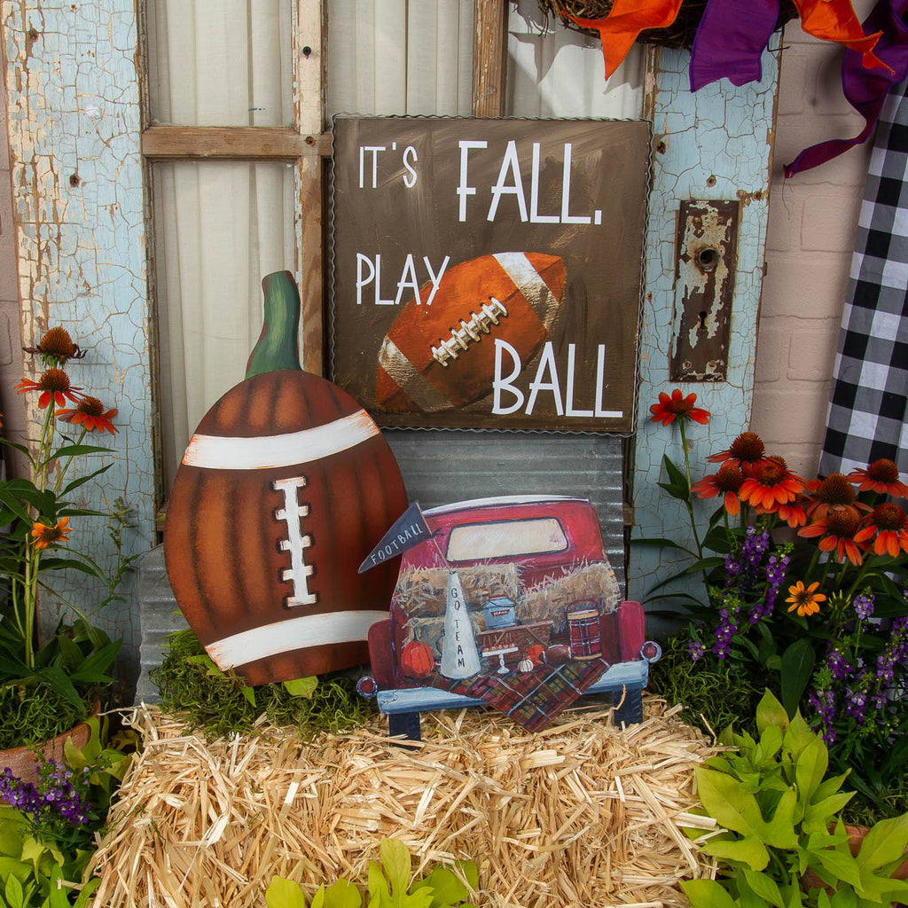 Gallery Tailgate Sign
