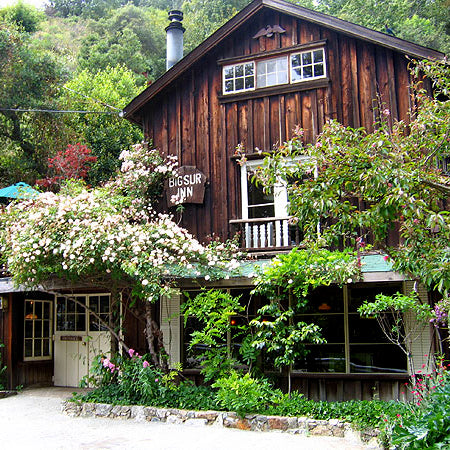 Deetjen's Big Sur Inn, Epic Big Sur Road Trip