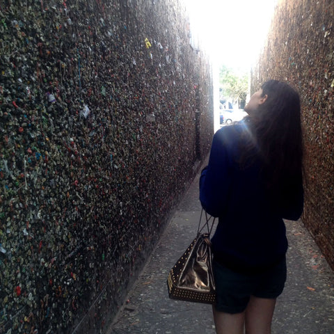 Bubble Gum Alley, Epic Big Sur Road Trip