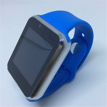 Load image into Gallery viewer, Bluetooth Smart Sports Watch Featuring A Pedometer With SIM and Camera For Android