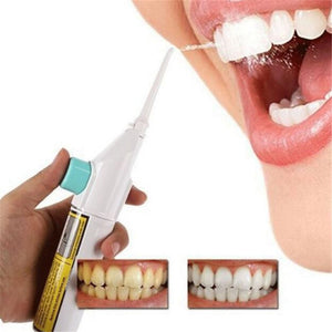Portable Oral Jet Irrigator Water Flosser for Clean Dental Hygiene