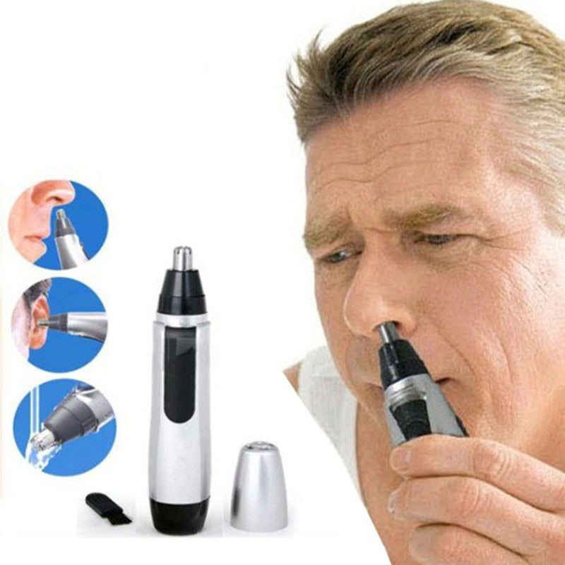 Electric Ear and Nose Hair Trimmer