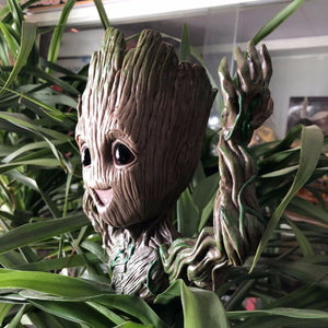 Baby Groot Flowerpot Flower Pot