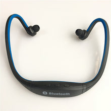 Load image into Gallery viewer, S9 Bluetooth Wireless Sports Earphone/Headphones - Supports TF/SD Card Microphone