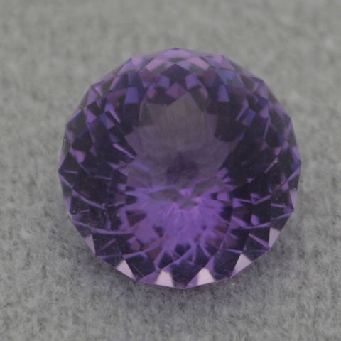 7.58ct Dome Cut Amethyst