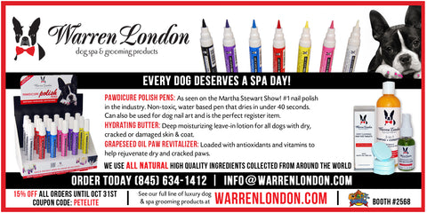 Warren London ad