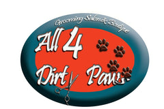 All 4 Dirty Paws Logo