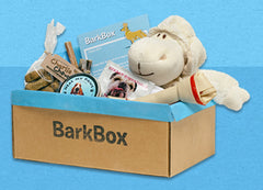Bark Box with Warren London