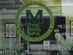 Dog Spa Logo