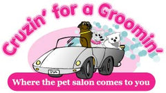 cruzin for a grooming logo