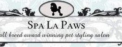 spa la paws logo