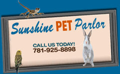 Sunshine Pet Logo