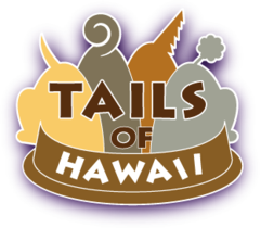 Tails of Hawaii Logo