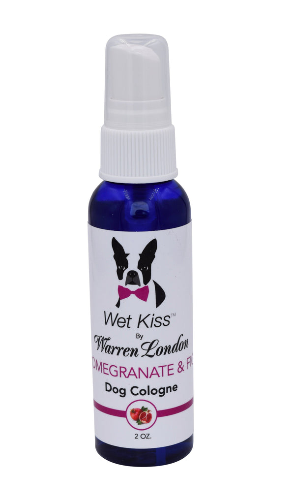 """Wet Kiss"" By Warren London - Long Lasting Dog Cologne - 2oz or 16oz warren london dog products"