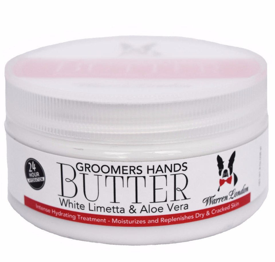 Groomers Hands - Butter