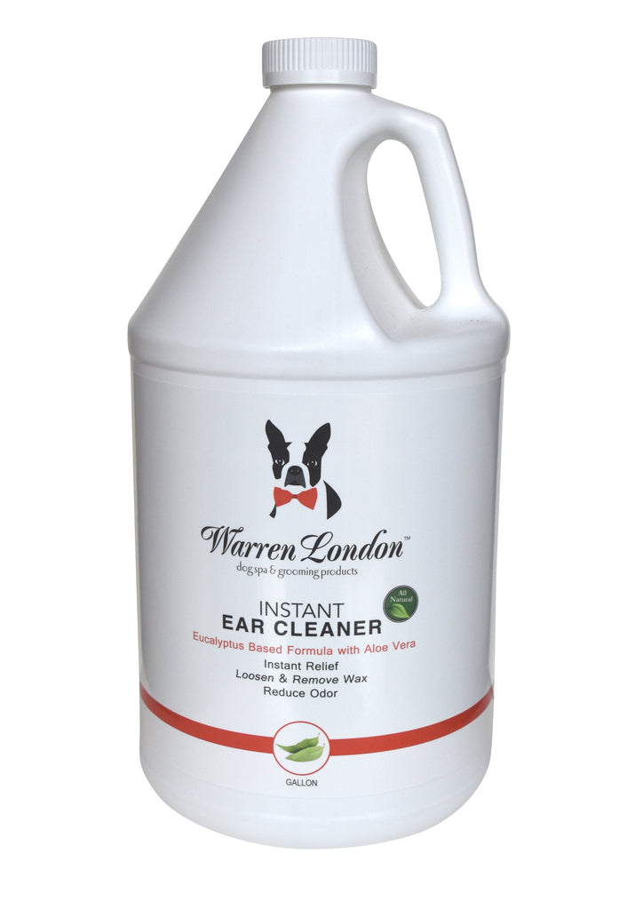 Instant Ear Cleaner - Professional Size warren london dog products