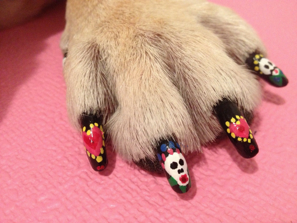 Dog Nail Polish - Warren London ... - Pawdicure Polish Pens - Dog Nail Polish By Warren London -Dog Nail Art