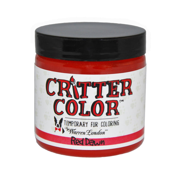 Critter Color - Temporary Dog Fur Coloring - Warren London  - 15