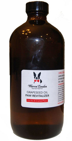 Grapeseed Oil Paw Revitalizer - Professional Size - Warren London