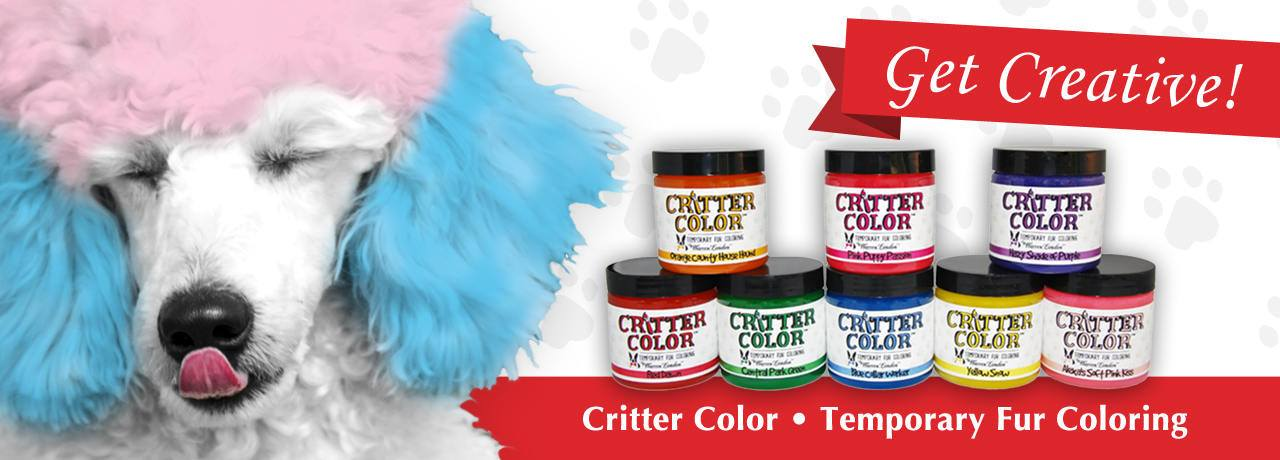 Critter Color - Temporary Fur Coloring