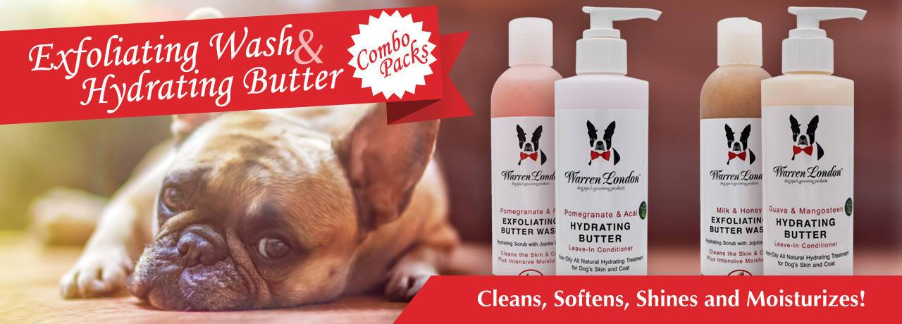 Exfoliating Wash & Hydrating Butter - Combo Packs