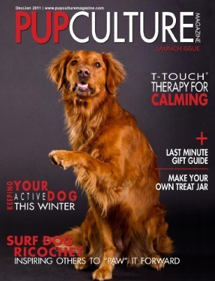 Pup Culture Magazine with Warren London