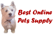 best online pets supply logo