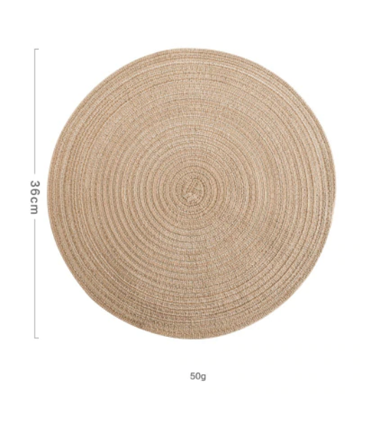 Nordic Round Table Coaster
