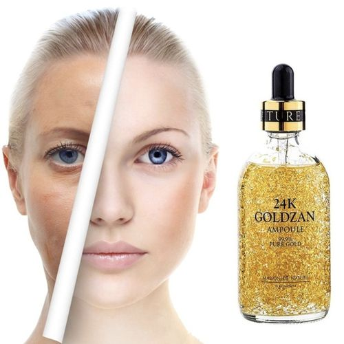 Ampoule Sérum GoldZan 24K