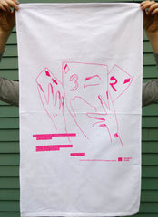 Every year for Toque WF produces a limited edition artist's tea towel. T... click for more information
