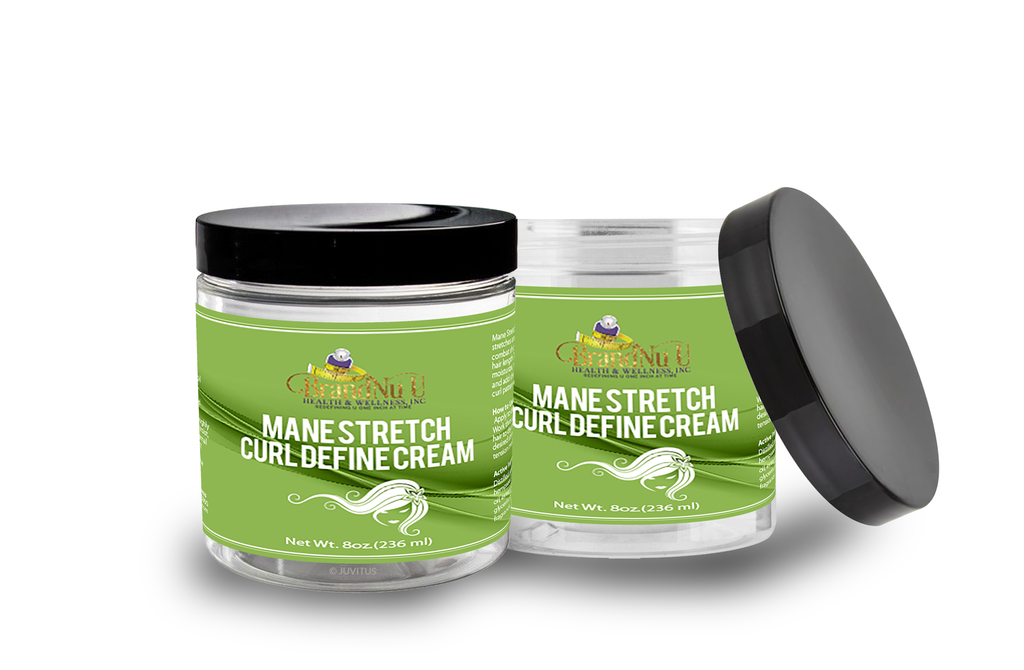 Mane Stretch Curl Define Cream - Brandnuuhealth