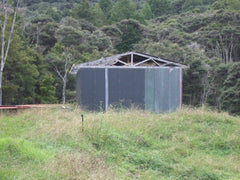 drying shed