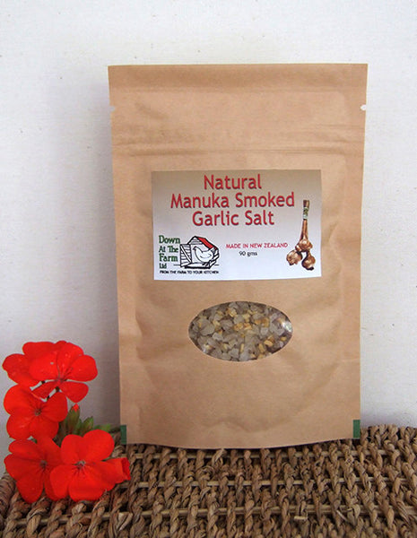 Manuka Smoked Garlic Salt Refill