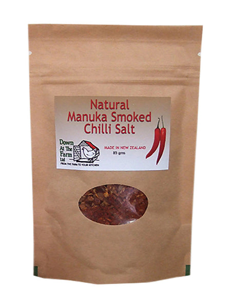 Manuka Smoked Chilli Salt Refill