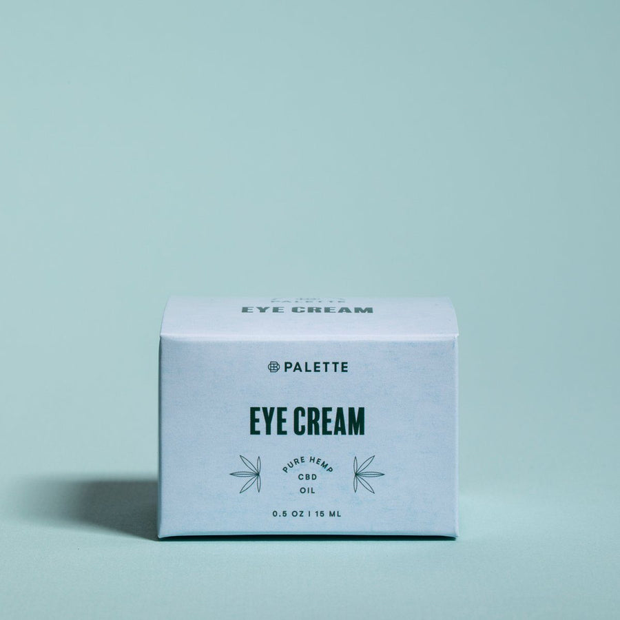 CBD Eye Cream - Palette Market