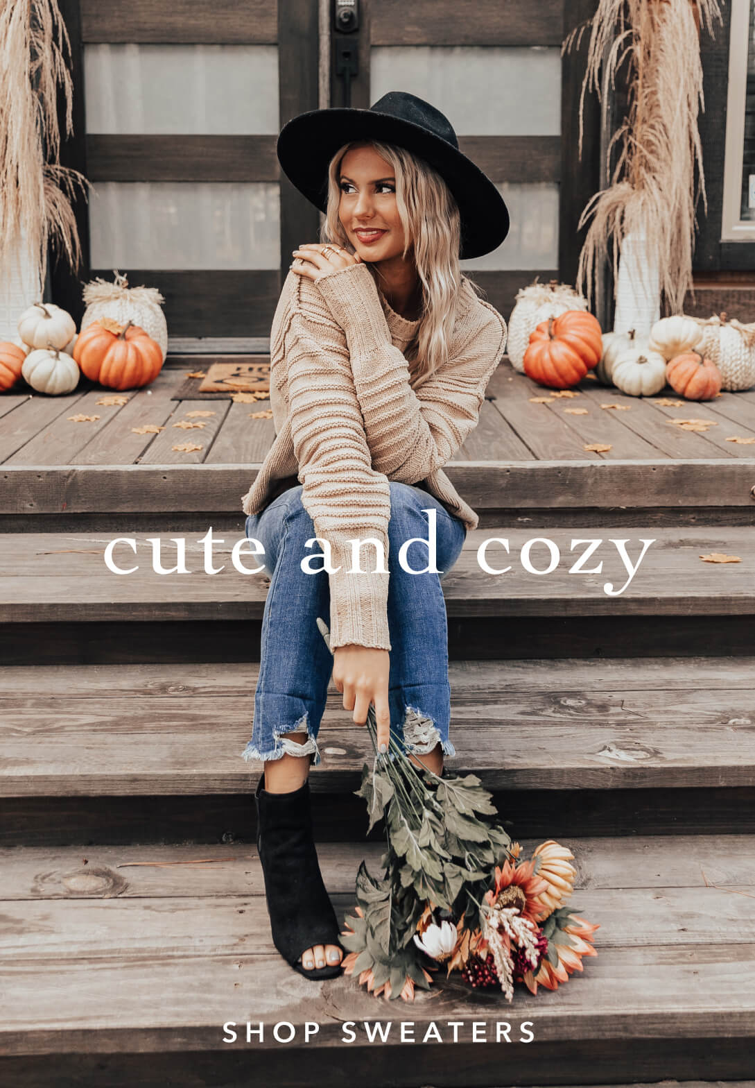 Shop Sweaters Collection