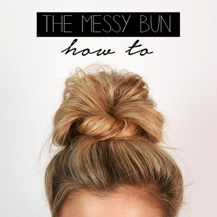 The Ultimate Messy Bun Impressions Online Boutique