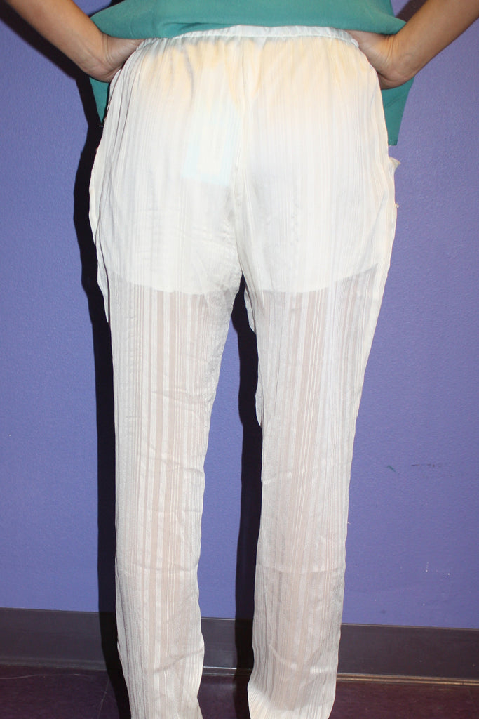 Seaside Dreams Pant in Ivory