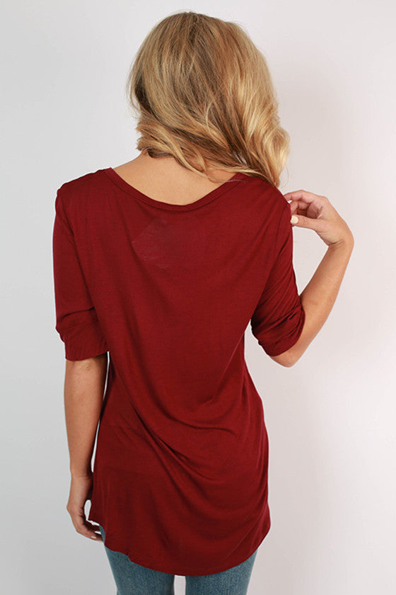 Florida State University Statement Tunic