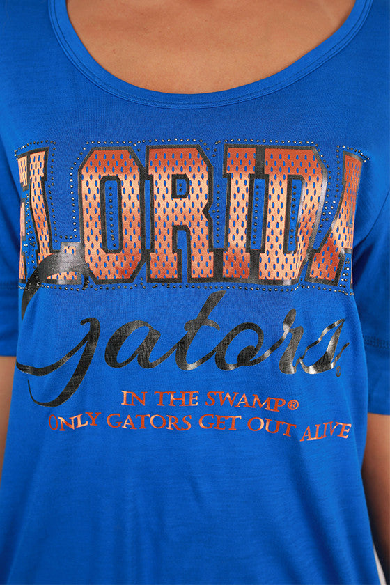 University Of Florida Statement Tunic