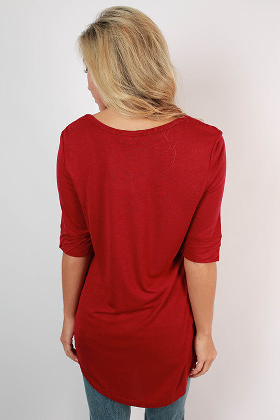 Iowa State University Statement Tunic