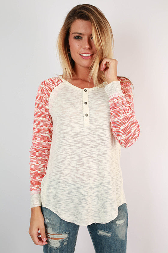 Winterpark Henley Top