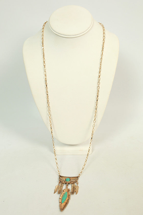 High Standards Necklace
