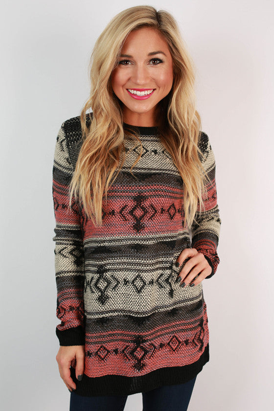 Winter Park Wonder Tunic Sweater