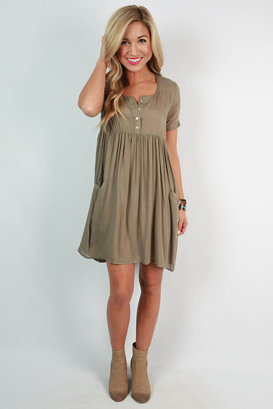 Something Sweet Babydoll Dress