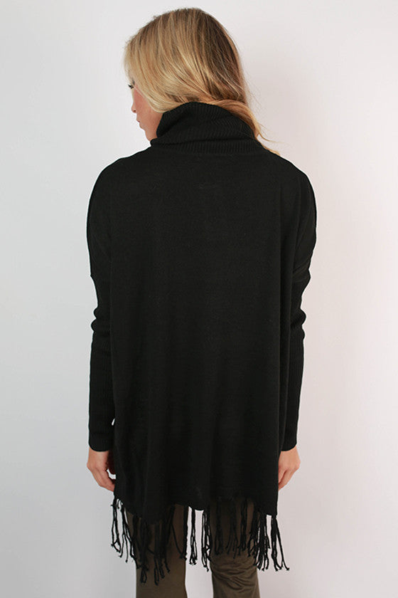On Tour Tunic Sweater