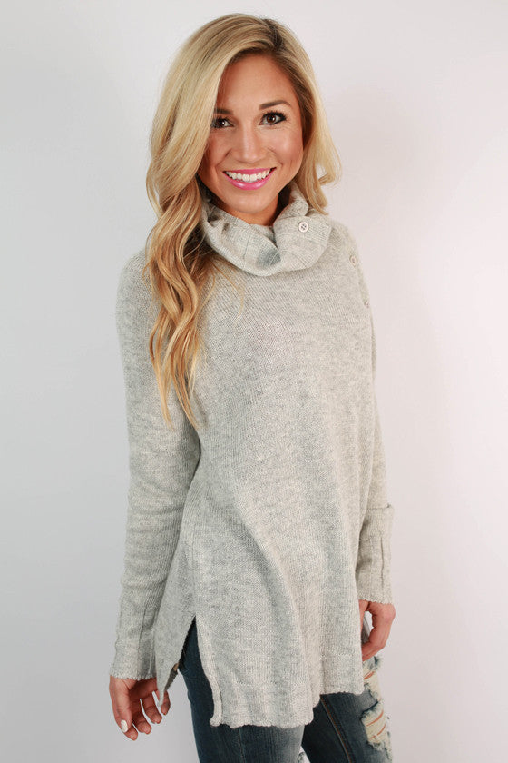 Swiss Slopes Sweater