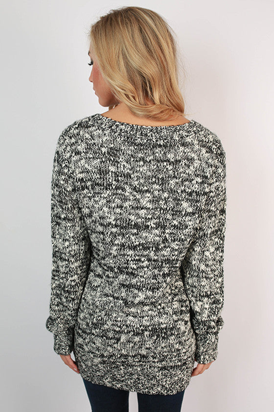 Rome Retreat Sweater Top