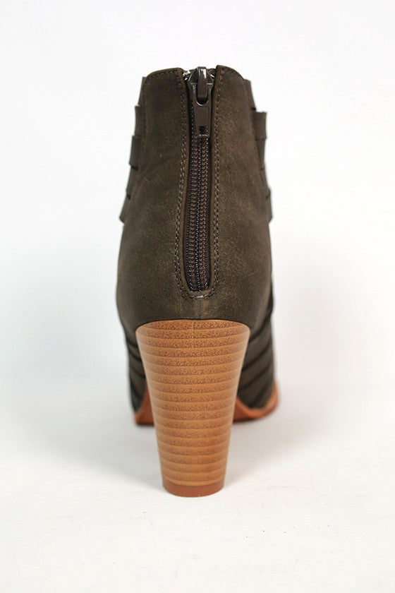 Southern Grace Bootie